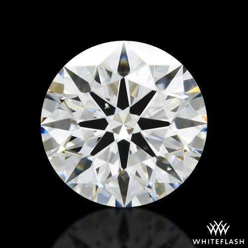 0.847 ct H VS2 Expert Selection Round Cut Loose Diamond