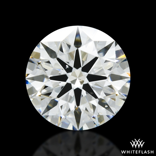 0.847 ct H VS2 Expert Selection Round Cut Loose Diamond