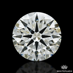 1.026 ct J SI2 A CUT ABOVE® Hearts and Arrows Super Ideal Round Cut Loose Diamond