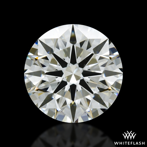 1.078 ct J VS2 A CUT ABOVE® Hearts and Arrows Super Ideal Round Cut Loose Diamond