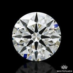 1.101 ct I VS1 A CUT ABOVE® Hearts and Arrows Super Ideal Round Cut Loose Diamond