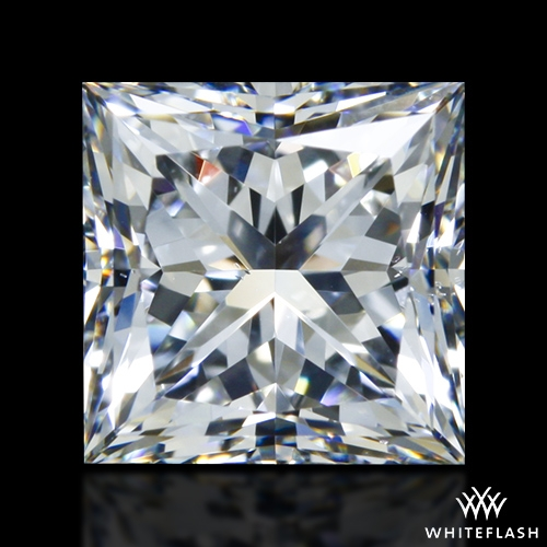 1.726 ct G VS2 A CUT ABOVE® Princess Super Ideal Cut Diamond
