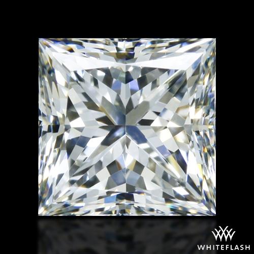 1.224 ct I VS2 A CUT ABOVE® Princess Super Ideal Cut Diamond