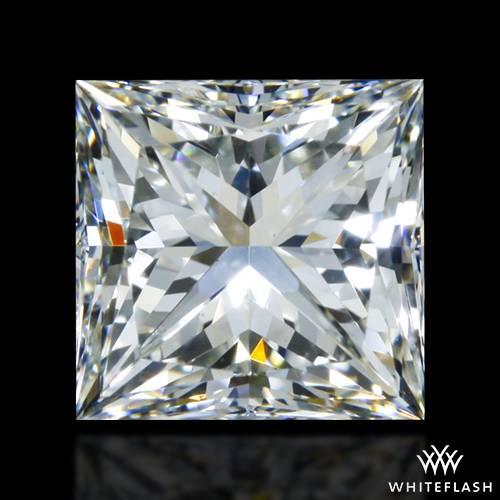 1.226 ct I VS2 A CUT ABOVE® Princess Super Ideal Cut Diamond