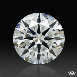 0.611 ct H SI1 Expert Selection Round Cut Loose Diamond