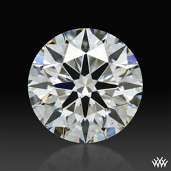 0.68 ct I VS2 A CUT ABOVE® Hearts and Arrows Super Ideal Round Cut Loose Diamond