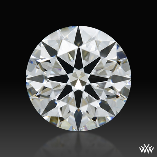 0.793 ct F VS1 A CUT ABOVE® Hearts and Arrows Super Ideal Round Cut Loose Diamond
