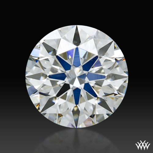 0.908 ct H SI1 Expert Selection Round Cut Loose Diamond