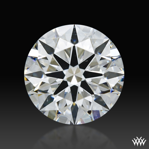 1.045 ct F VS1 A CUT ABOVE® Hearts and Arrows Super Ideal Round Cut Loose Diamond
