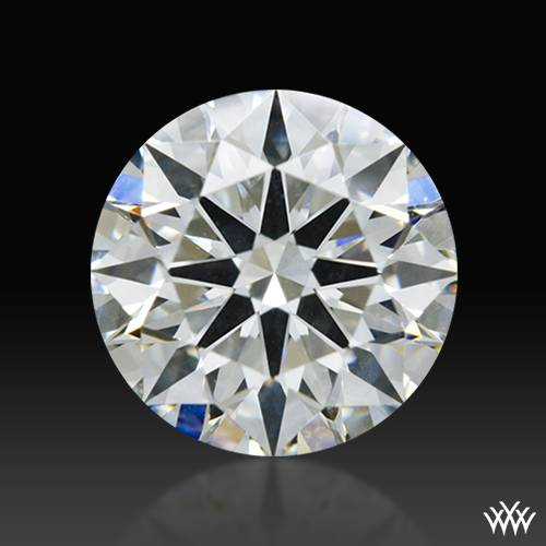 1.052 ct H VS2 A CUT ABOVE® Hearts and Arrows Super Ideal Round Cut Loose Diamond