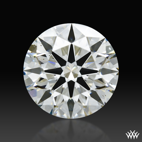 1.795 ct J SI1 A CUT ABOVE® Hearts and Arrows Super Ideal Round Cut Loose Diamond