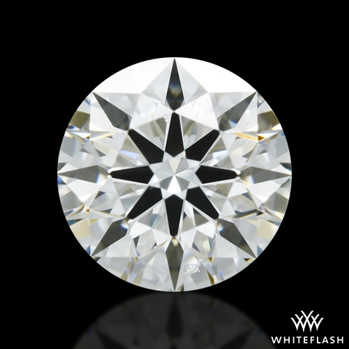 0.601 ct H VS2 Expert Selection Round Cut Loose Diamond