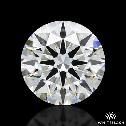 1.125 ct E VS2 A CUT ABOVE® Hearts and Arrows Super Ideal Round Cut Loose Diamond