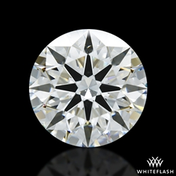 2.23 ct J VS2 A CUT ABOVE® Hearts and Arrows Super Ideal Round Cut Loose Diamond