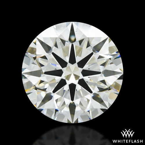 1.63 ct K VS2 A CUT ABOVE® Hearts and Arrows Super Ideal Round Cut Loose Diamond