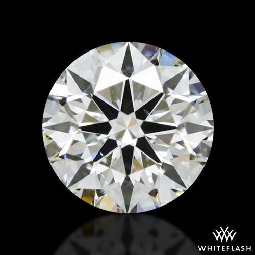 0.802 ct J SI1 Expert Selection Round Cut Loose Diamond