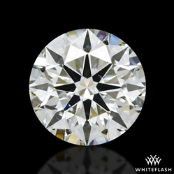 0.802 ct J SI1 Expert Selection Round Cut Loose Diamond