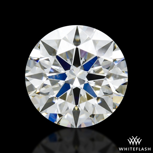0.804 ct H SI1 Expert Selection Round Cut Loose Diamond