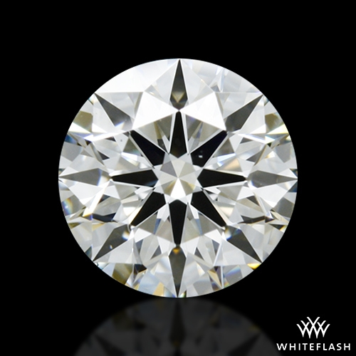 0.817 ct I SI2 A CUT ABOVE® Hearts and Arrows Super Ideal Round Cut Loose Diamond