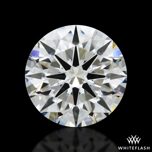 0.82 ct F VS2 Expert Selection Round Cut Loose Diamond