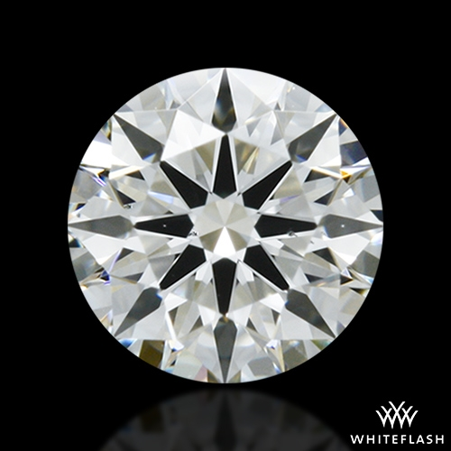 0.31 ct G VS2 A CUT ABOVE® Hearts and Arrows Super Ideal Round Cut Loose Diamond