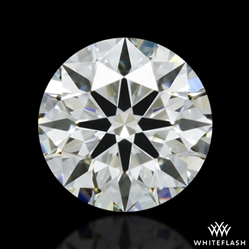 0.311 ct H VS2 A CUT ABOVE® Hearts and Arrows Super Ideal Round Cut Loose Diamond