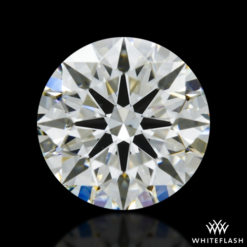 0.523 ct I VS2 A CUT ABOVE® Hearts and Arrows Super Ideal Round Cut Loose Diamond