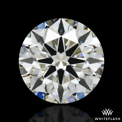 0.315 ct I VS2 A CUT ABOVE® Hearts and Arrows Super Ideal Round Cut Loose Diamond