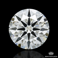 0.408 ct G VS1 A CUT ABOVE® Hearts and Arrows Super Ideal Round Cut Loose Diamond