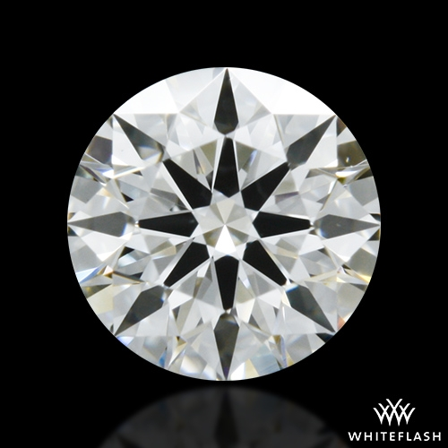 0.43 ct H VS1 A CUT ABOVE® Hearts and Arrows Super Ideal Round Cut Loose Diamond