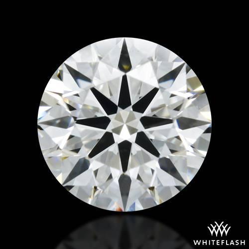 0.514 ct H VS2 A CUT ABOVE® Hearts and Arrows Super Ideal Round Cut Loose Diamond