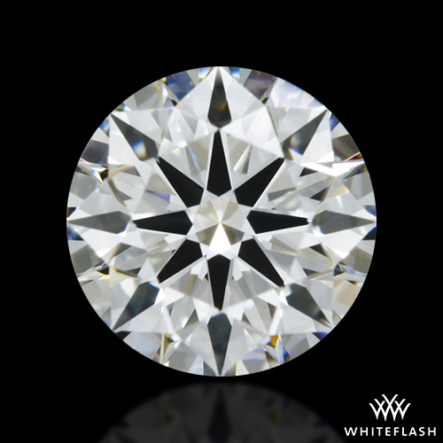 0.60 ct G VS1 A CUT ABOVE® Hearts and Arrows Super Ideal Round Cut Loose Diamond