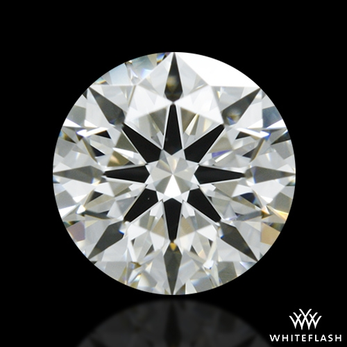 0.70 ct J VS2 A CUT ABOVE® Hearts and Arrows Super Ideal Round Cut Loose Diamond