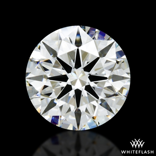 0.782 ct G VVS2 A CUT ABOVE® Hearts and Arrows Super Ideal Round Cut Loose Diamond