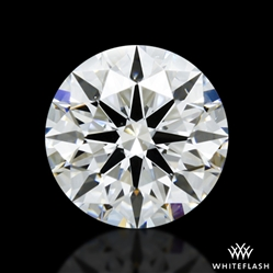 1.054 ct F VS2 A CUT ABOVE® Hearts and Arrows Super Ideal Round Cut Loose Diamond