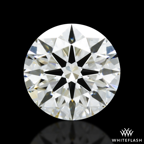 1.05 ct J VS1 A CUT ABOVE® Hearts and Arrows Super Ideal Round Cut Loose Diamond