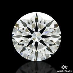 2.628 ct J VS2 A CUT ABOVE® Hearts and Arrows Super Ideal Round Cut Loose Diamond