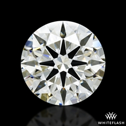 1.403 ct J VS1 A CUT ABOVE® Hearts and Arrows Super Ideal Round Cut Loose Diamond