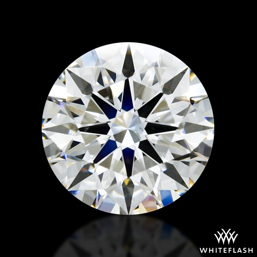 1.714 ct G SI1 A CUT ABOVE® Hearts and Arrows Super Ideal Round Cut Loose Diamond