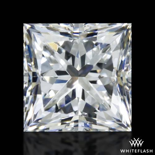 0.504 ct E VVS1 A CUT ABOVE® Princess Super Ideal Cut Diamond