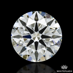 0.302 ct F VS2 A CUT ABOVE® Hearts and Arrows Super Ideal Round Cut Loose Diamond