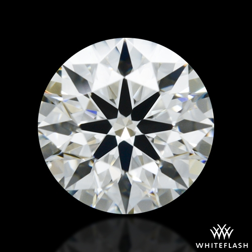 0.736 ct H VS2 Expert Selection Round Cut Loose Diamond