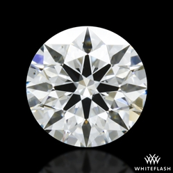 0.325 ct G VS2 A CUT ABOVE® Hearts and Arrows Super Ideal Round Cut Loose Diamond