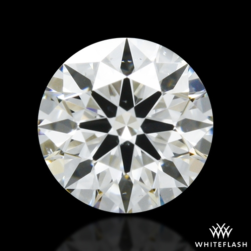 0.328 ct H SI1 Expert Selection Round Cut Loose Diamond