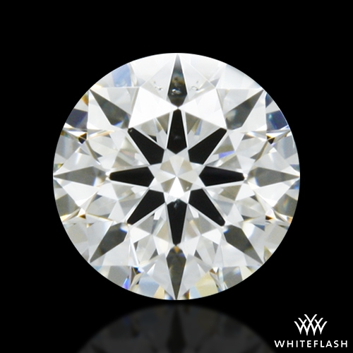 0.333 ct H SI1 Expert Selection Round Cut Loose Diamond
