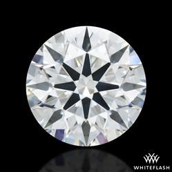 0.727 ct F VS2 A CUT ABOVE® Hearts and Arrows Super Ideal Round Cut Loose Diamond