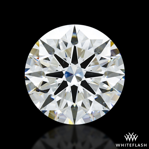 4.268 ct I VS2 A CUT ABOVE® Hearts and Arrows Super Ideal Round Cut Loose Diamond