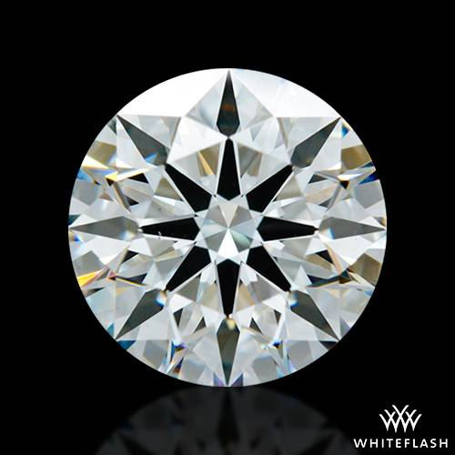 2.116 ct G VS2 A CUT ABOVE® Hearts and Arrows Super Ideal Round Cut Loose Diamond