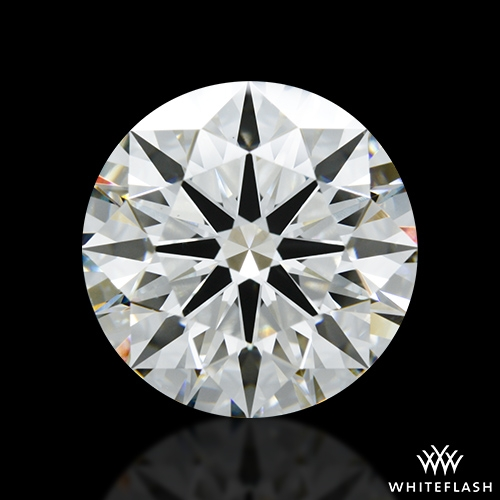 5.591 ct I VS1 A CUT ABOVE® Hearts and Arrows Super Ideal Round Cut Loose Diamond