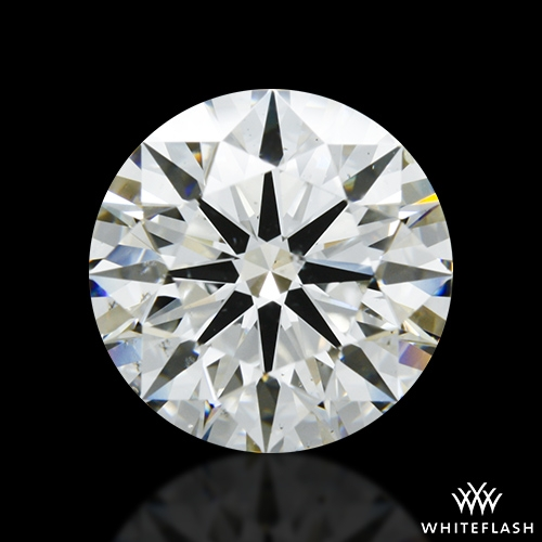 3.018 ct I SI1 Expert Selection Round Cut Loose Diamond